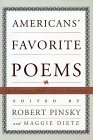 American's favorite poems